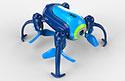 Udi U36W Piglet RTF - WiFi Mini Camera Drone (Blue) Preview Thumbnail Image