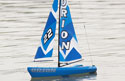 Joysway Orion Yacht RTR 2.4GHz (Blue) Image