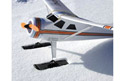 Dubro Snowbird Snow Ski Nose (Black) Image