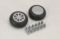 Robart Scale Wheel-Straight Tread (2