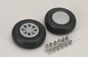 Robart Scale Wheel-Straight Tread (3
