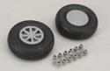 Robart Scale Wheel-Straight Tread(3.25