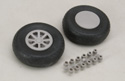Robart Scale Wheel-Diamond Tread(3.25