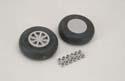 Robart Scale Wheel-Diamond Tread (3.5