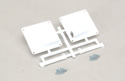 Radio Active Wing Servo Mounting Set-Micro (Pr) Image