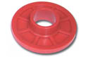 Ripmax Start Wheel - Red (Car) 125mm Diameter Image