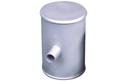 MDS Dustbin Muffler-Side 108/148 Image