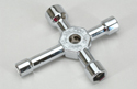 Ming Yang 4 Way Wrench - 8/9/10/12mm Image