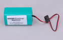 Sanyo 4.8v 2000mAh Eneloop Rx Pack Square Approx. Size 50mm x 30mm x 30mm 119g Image