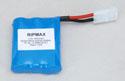 Ripmax 7.2V 1600mAh NiMH Pk  M.Rio/Thunder Approx Size. 60mm*50mm*10mm 129g Image