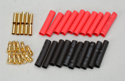 Ripmax Gold Connector 3.5mm w/H.S (10pr) Image