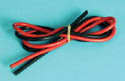 Ripmax Silicone Wire - Black & Red 16g x 500mm Image