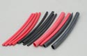 Ripmax Heat Shrink Sleeve - 12pcs Assorted Approx. size L.80mm D.10mm,5mm,3mm Image
