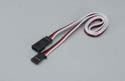 Futaba Servo Extension Lead 400mm H/D Image