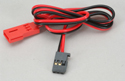 Futaba Battery Extension Lead 500mm (HD) Image