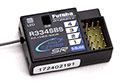 Futaba R334SBS 4-Channel T-FHSS SR Receiver - HV, 2.4GHz Image