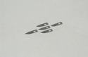 Excel B12 Curved Blade - Sml No:1 (Pk5) Image