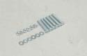 Slec Nut/Bolt/Washer - 2x16mm (Pk6) Image