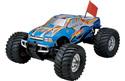 TT MTA4 S28 1/8 Nitro Monster Truck ARTR - Blue Image