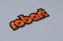 Robart Embroidered Patch Image