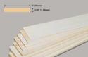 Slec Balsa Sheet 1/16x3x36