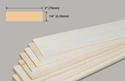 Slec Balsa Sheet 1/4x3x36