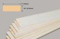 Slec Balsa Sheet 3/8x3x36