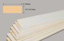 Slec Balsa Sheet 1/2x3x36