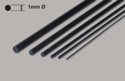 Ripmax Carbon Fibre Rod - 1x1000mm Image