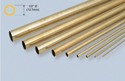 K&S Brass Tube - 1/2 x 12