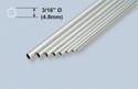 K&S Aluminium Tube  3/16x36