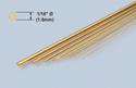 K&S Brass Rod - 1/16 x 36