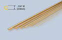 K&S Brass Rod - .114 x 36
