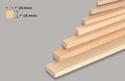 Slec Balsa Block 1x1x36