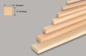 Slec Balsa Block 2x2x36
