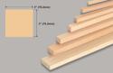 Slec Balsa Block 3x3x36
