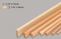 Slec Balsa Strip 1/16x1/8x36
