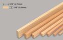 Slec Balsa Strip 1/16x3/16x36