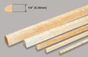 Slec Balsa L.Edge - 1/4x36