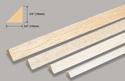 Slec Balsa Triangle 3/4x3/4x36