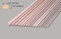 Slec Obechi Strip 1/4x1/2x36