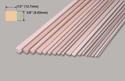 Slec Obechi Strip 3/8x1/2x36