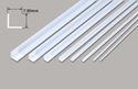 Plastruct Angle - 7.90 x 7.90 x 610mm Image
