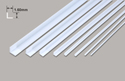 Plastruct Angle - 1.60 x 1.60 x 250mm Image