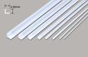 Plastruct Angle - 2.40 x 2.40 x 375mm Image