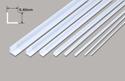 Plastruct Angle - 6.40 x 6.40 x 610mm Image