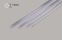 Plastruct Clear Acrylic Rod - 1.6mm*900mm Image