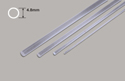 Plastruct Clear Acrylic Rod - 4.8mm*900mm Image