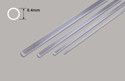 Plastruct Clear Acrylic Rod - 6.4mm*900mm Image