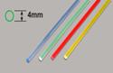 Plastruct Light-Gather Rod - Green  4 x 250mm Image